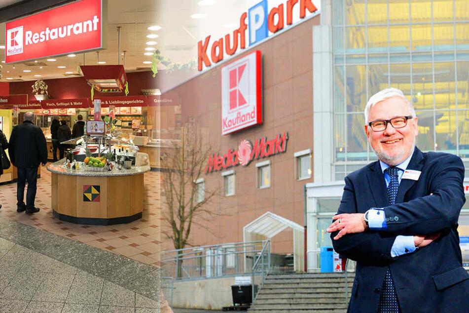 Millionenteurer Umbau: Das soll sich im Kaufpark Nickern ändern