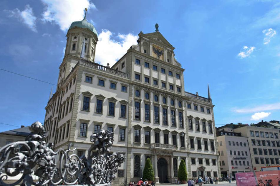 Der 18-Jährige feuerte die Waffe laut Zeugenaussagen mehrmals in der Augsburger Innenstadt ab.