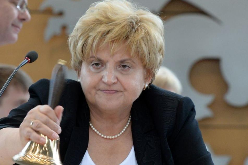 Birgit Diezel war bereits von 2009 bis 2014 Landtagspräsidentin.