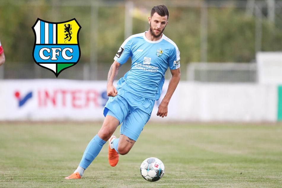Warum reiste CFC-Joker Dejan Bozic nicht mit nach Braunschweig?