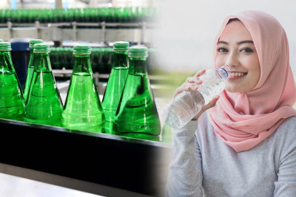 Glas- oder Plastikflasche: Wie trinkst Du dein Mineralwasser?