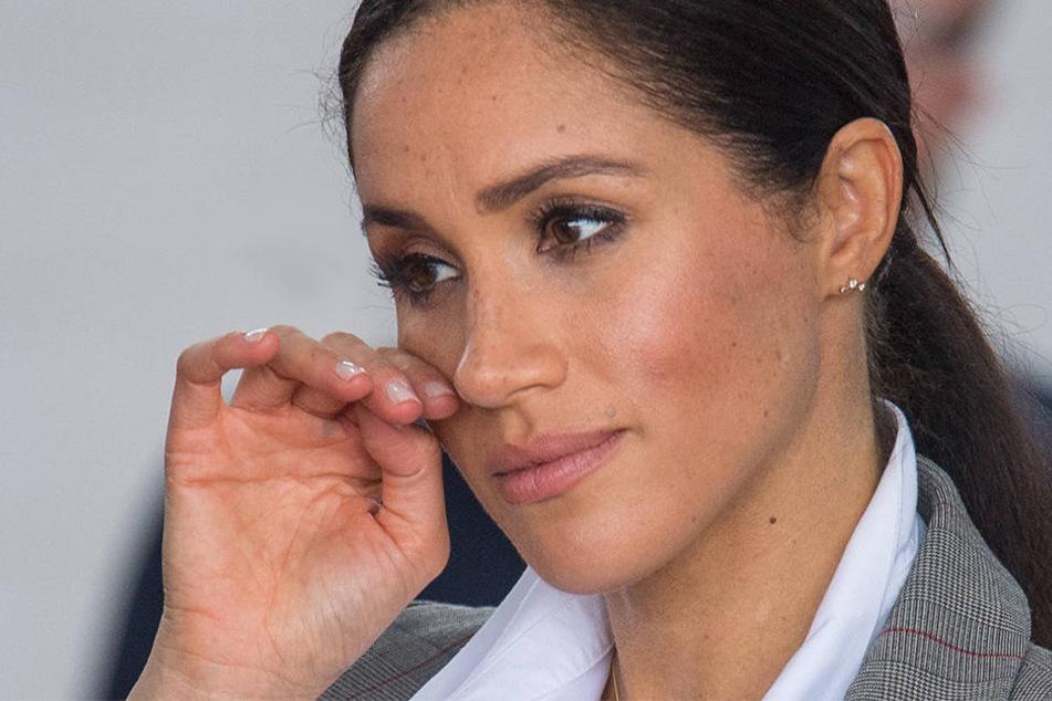 Auch als eingeheirateter Royal hat Meghan Markle ihren eigenen Kopf.