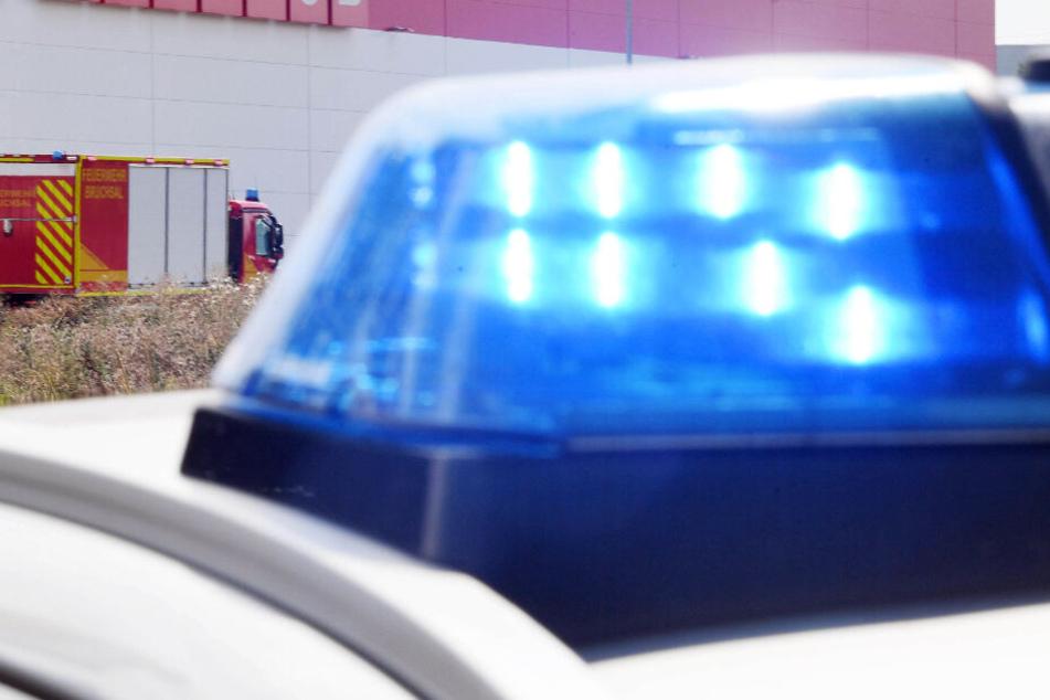 Als die Polizei eintraf, waren die Angreifer bereits geflohen. (Symbolbild)