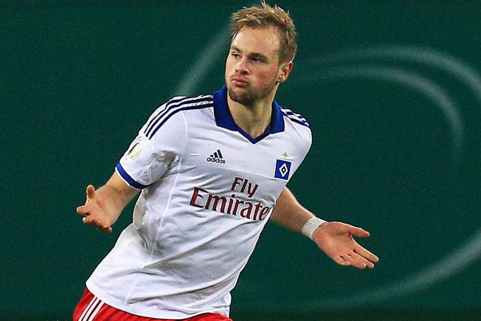 Ex-HSV-Kicker Maximilian Beister erzielte für den KFC Uerdingen in der letzten Saison elf Ligatore und bereitete drei weitere Treffer vor. Nun soll er vorm Absprung zum FC Ingolstadt 04 stehen.