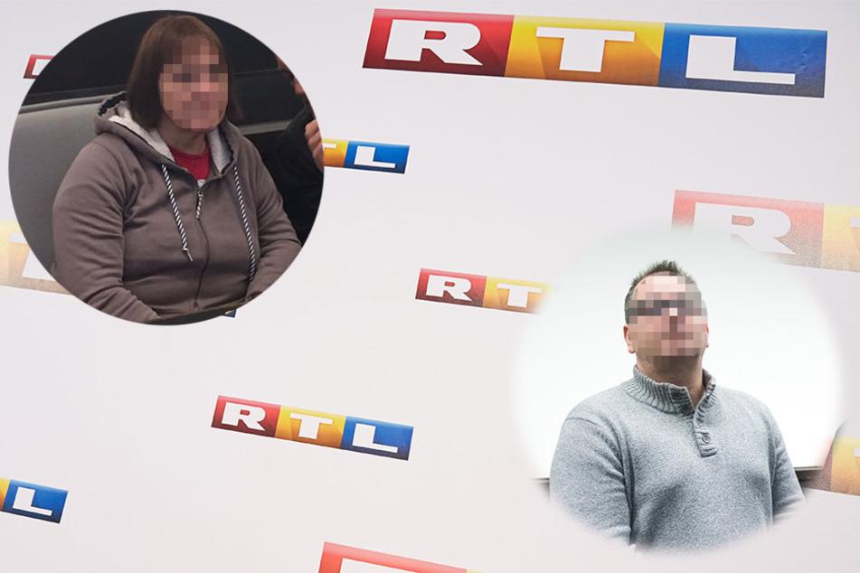 """Angelika W. wollte Wilfried W. bei der RTL-Show """"Schwiegertochter gesucht"""" anmelden."""