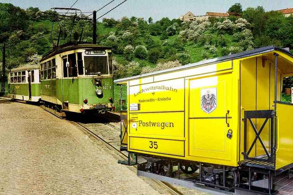 Dresdens vergessene Schmalspurbahn soll wieder fahren