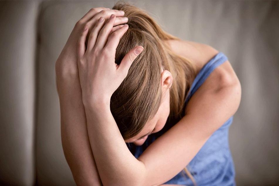 Die Teenagerin wurde brutal missbraucht (Symbolbild).