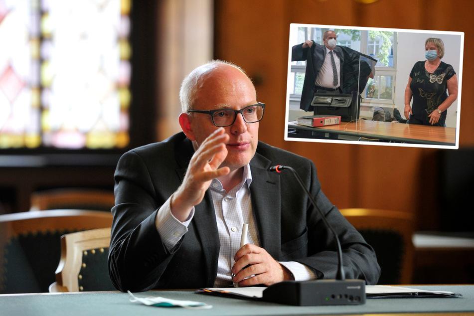Chemnitz: Chemnitz hebt Hallenverbot für Turn-Trainerin Gabi Frehse auf: OB Schulze übt Kritik