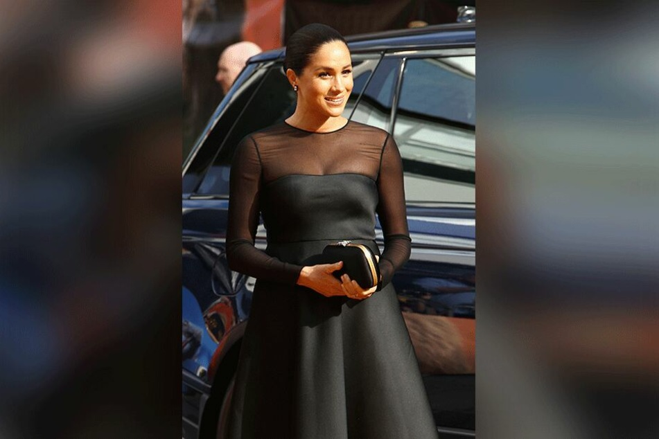 """Juli 2019: Die Herzogin von Sussex besucht die Europa-Premiere von """"Der König der Löwen"""" im Leicester Square."""