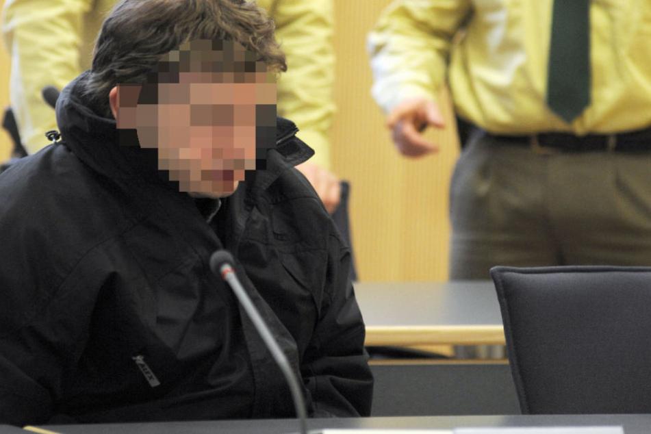 Der verurteilte Mörder klagte bereits mehrfach gegen seine Strafe. (Archivbild)