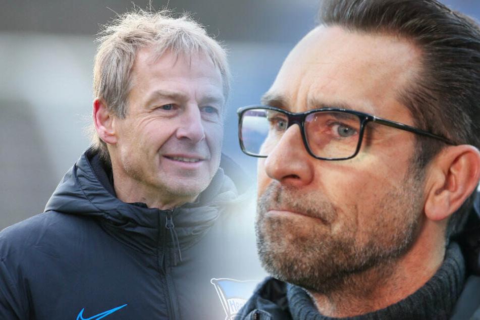 Michael Preetz hat sich zu dem Protokoll von Jürgen Klinsmann geäußert.