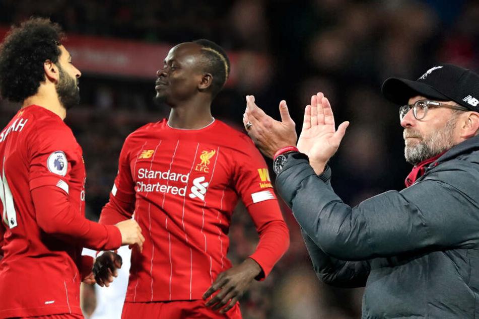 Offiziell: FC Liverpool mit neuem Ausrüster und diesem Mega-Millionen-Deal!