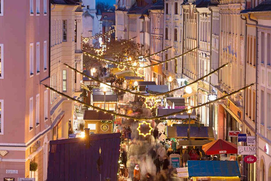 Soll der traditionsreiche Wenzelsmarkt in Bautzen länger als bislang öffnen?  Das Rathaus bleibt zurückhaltend.