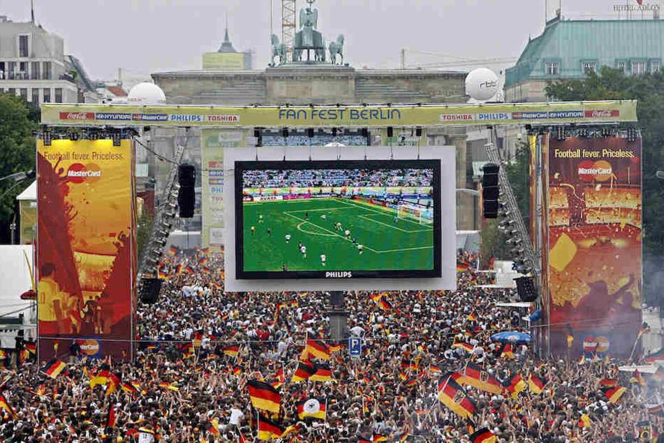 Hoffentlich haben die deutschen Fans in Berlin wieder viel Grund zur Freude.