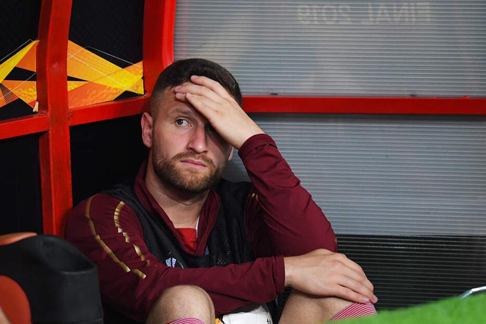 Mustafi saß bereits im Euro-League-Finale Ende Mai, gegen den Stadtrivalen FC Chelsea, 90 Minuten auf der Bank. Die Gunners verloren das Endspiel recht deutlich mit 4:1.