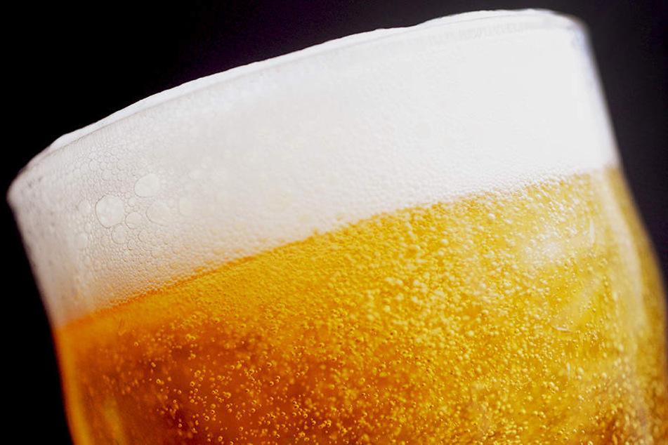 Für ein Bier braucht man jedenfalls ordentlich Kondition.