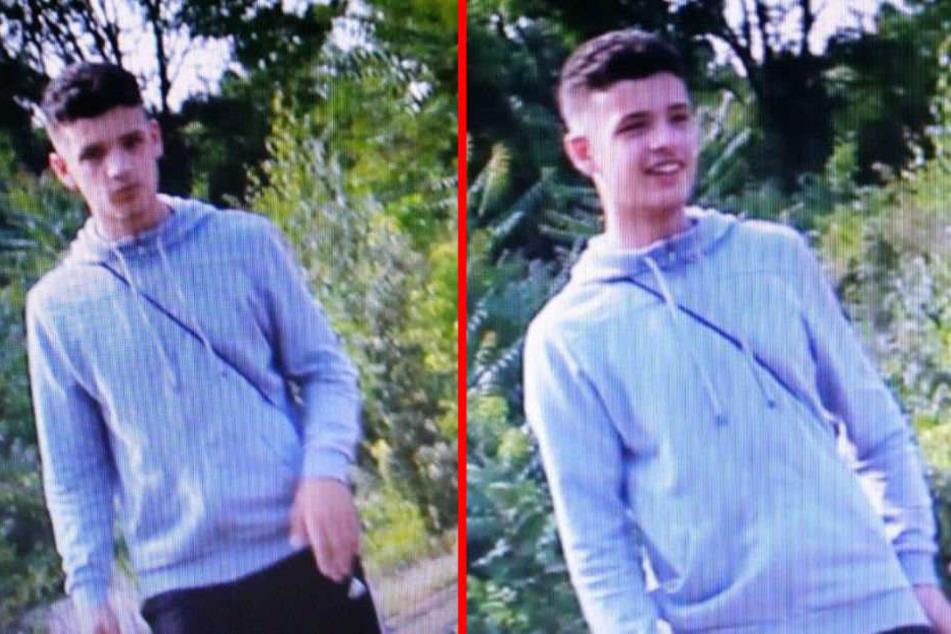 Mit diesen Bildern sucht die Polizei nach dem Jungen.