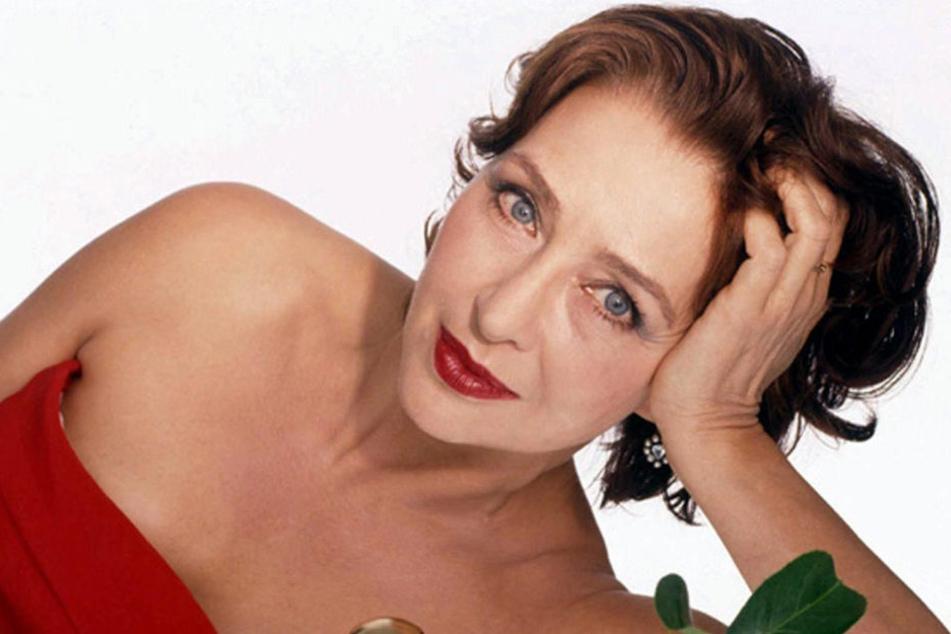 Tragisch! Christine Kaufmann wegen Krebs im Koma