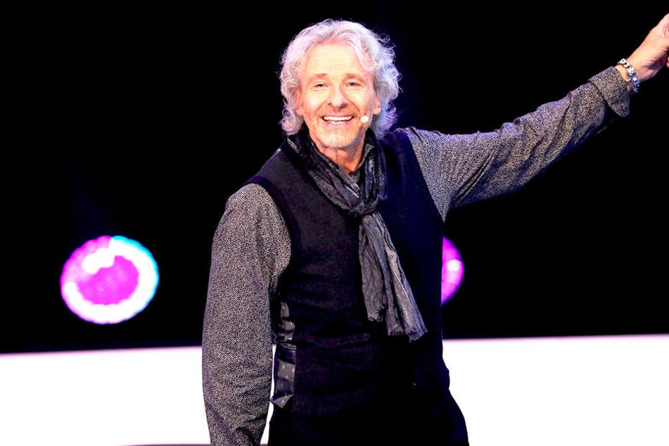 Thomas Gottschalk darf am Samstagabend wieder zur Prime-Time im Zweiten Deutschen Fernsehen moderieren.