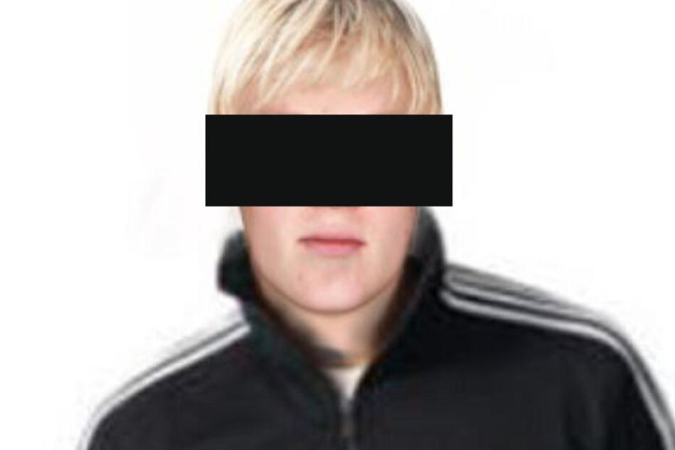 Mit einem Phantombild hat die Polizei nach dem Täter gesucht.