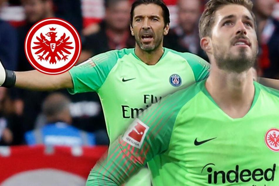 PSG sägt Keeper-Methusalem Buffon ab: War's das mit Trapps Eintracht-Rückkehr?