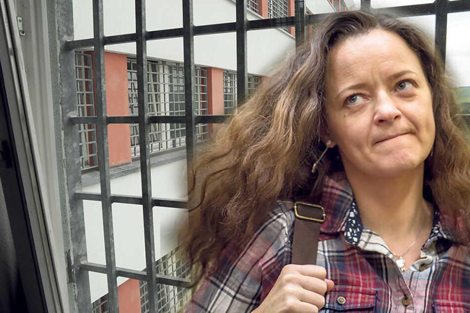 Einzelhaft! So lebt NSU-Terroristin Zschäpe im Chemnitzer Frauenknast
