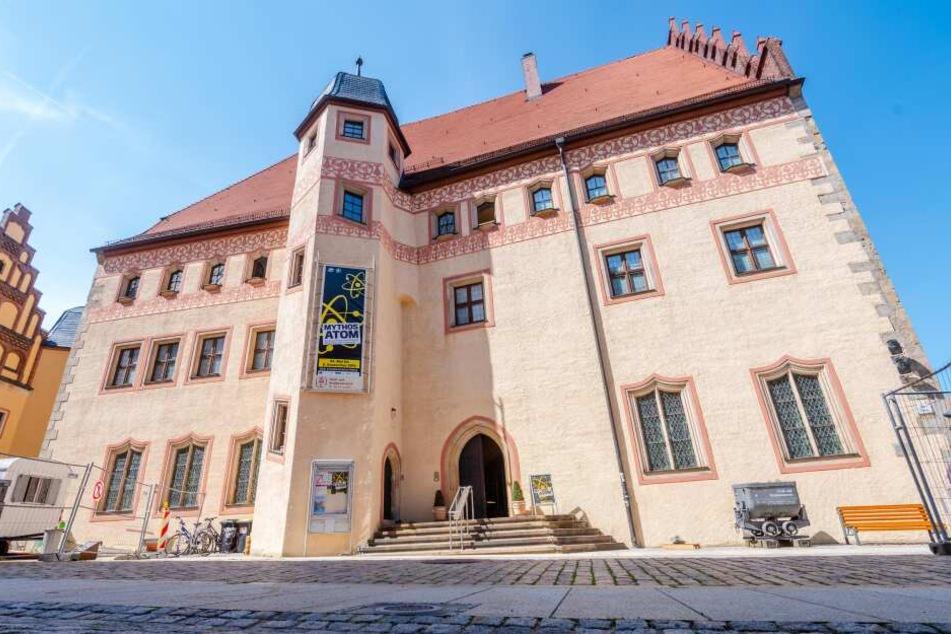 Bis 8. September bleibt die Sonderausstellung aber erst einmal im Stadt- und Bergbaumuseum Freiberg.