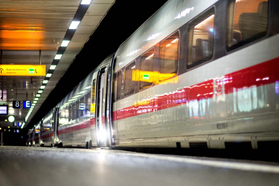 Die Züge in NRW fahren nur eingeschränkt durchs Land.