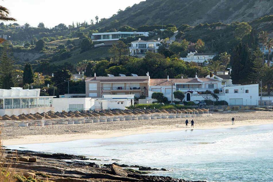 Im Algarve-Paradies Praia da Luz nahm einer der mysteriöstesten Vermisstenfälle der Welt seinen Anfang.