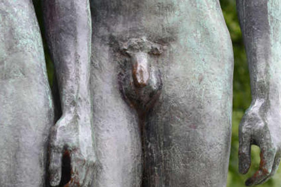 Immer wieder stellt der Däne sein bestes Stück in den Mittelpunkt seiner Kunst. (Symbolbild)