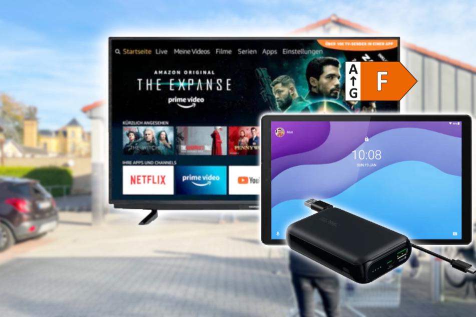 Lidl verkauft am Freitag (29.10.) einen 50-Zoll-Fernseher!