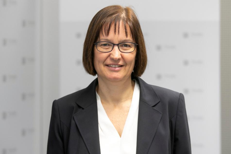 Klara Töpfer, Chefin des Gutachterausschusses für Grundstückswerte in der Dresden (Archivbild).