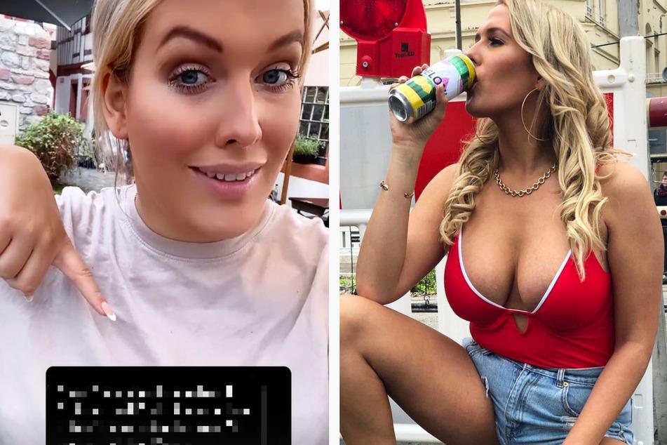 Alkoholproblem? Reality-Sternchen Josimelonie postet Statement auf Instagram