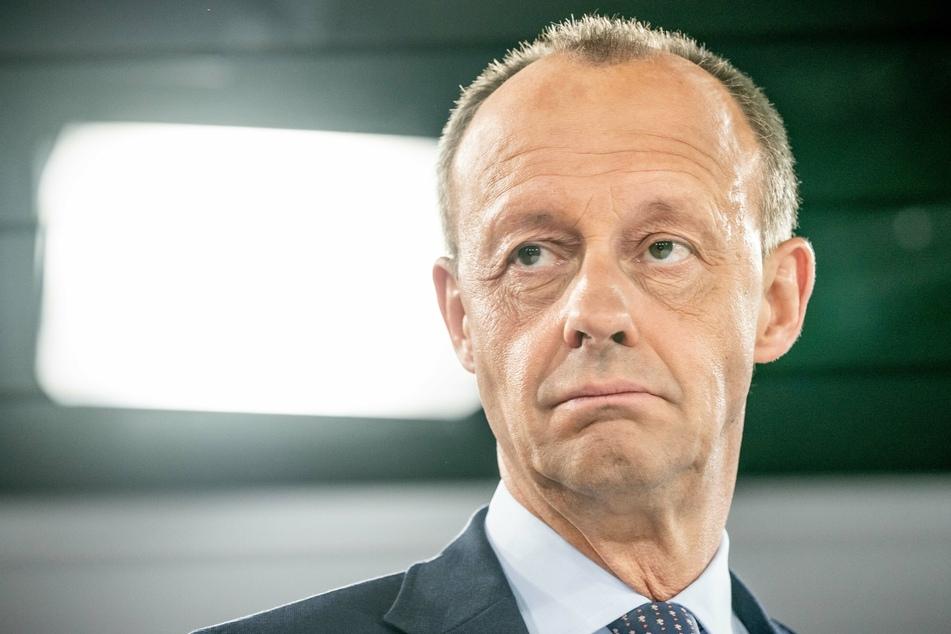 Friedrich Merz (CDU).