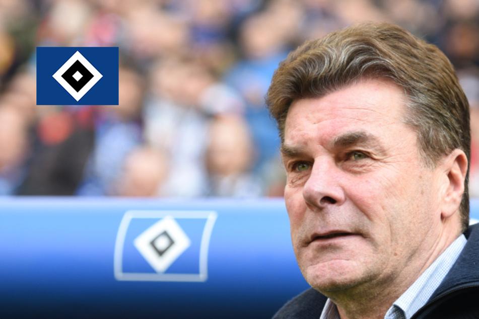 Coronavirus: HSV-Spieler und Trainer Hecking wollen Verein in der Krise helfen