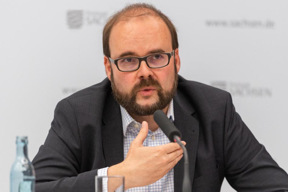Christian Piwarz (CDU), Kultusminister von Sachsen.