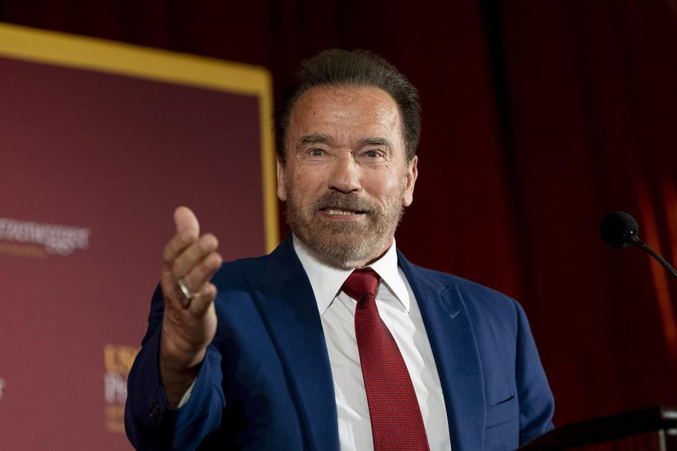 Actionheld und ehemaliger Gouverneur von Kalifornien, Arnold Schwarzenegger (73), richtet sich mit deutlichen Worten gegen US-Präsident Trump.