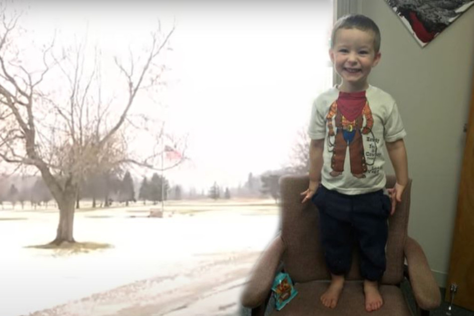 Little boy and his dog abandoned at Ohio cemetery just before Christmas