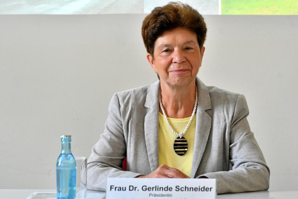 Die LUA zieht von Dresden voraussichtlich 2027 nach Bischofswerda. Schon Ende August geht Präsidentin Schneider in den Ruhestand.
