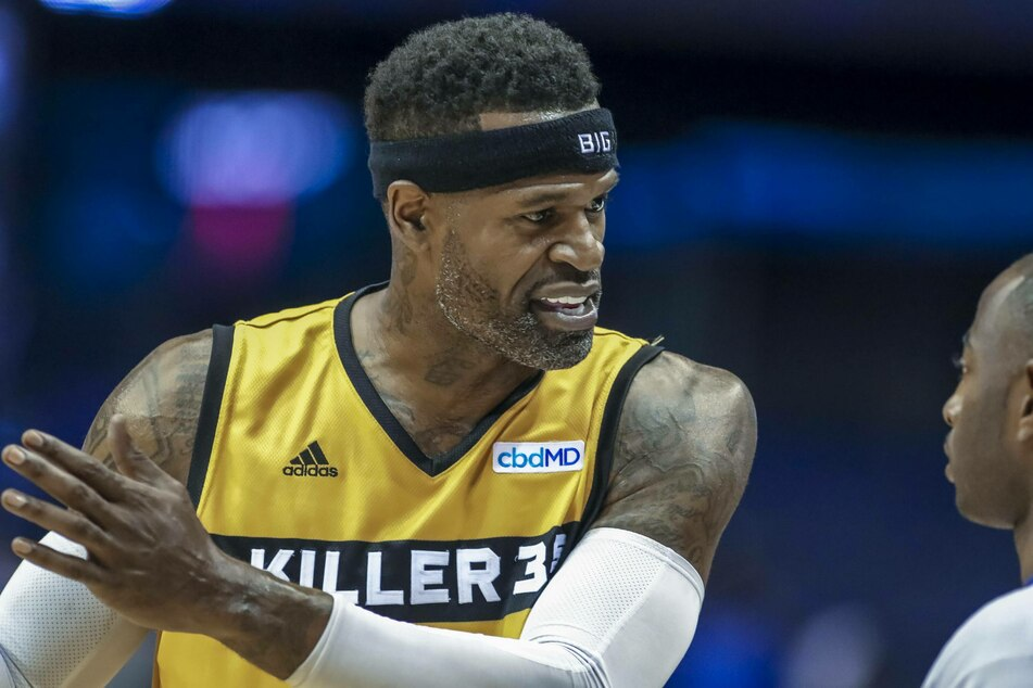Former NBA player Stephen Jackson has promised to take care of Floyd's family.