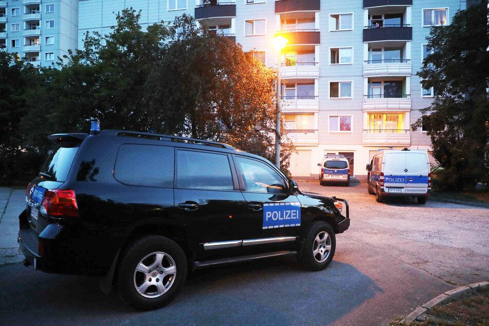 Die Polizei war mit einem Spezial-Einsatzteam vor Ort.