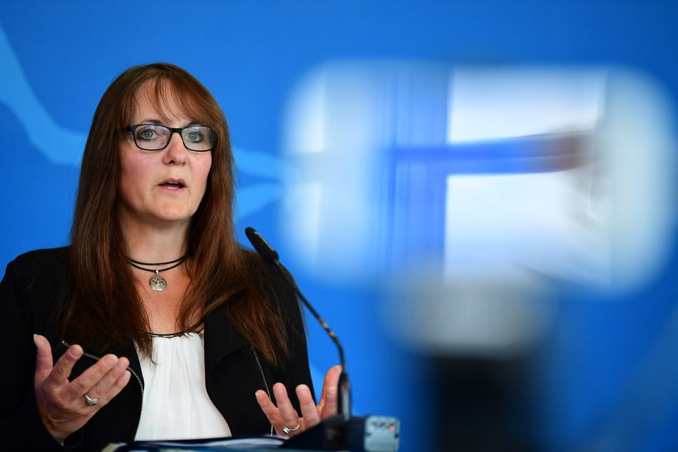 Brandenburgs Finanzministerin Katrin Lange (SPD).