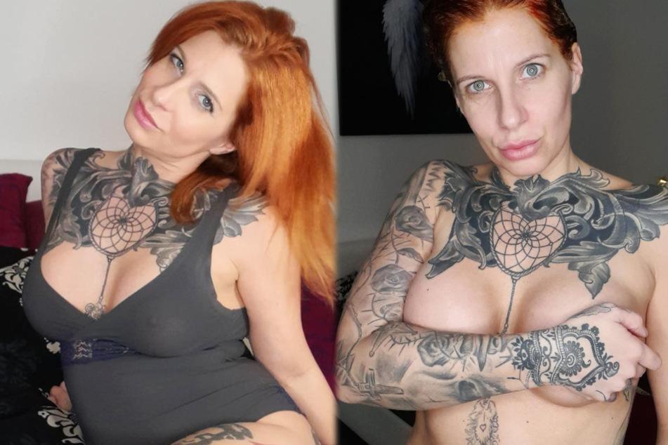 Am letzten Tag des Jahres: Erotik-Model Samy Fox zeigt sich sexy und sagt ade