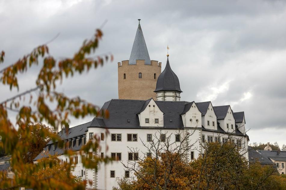 Ein Highlight in Zschopau: Schloss Wildeck.