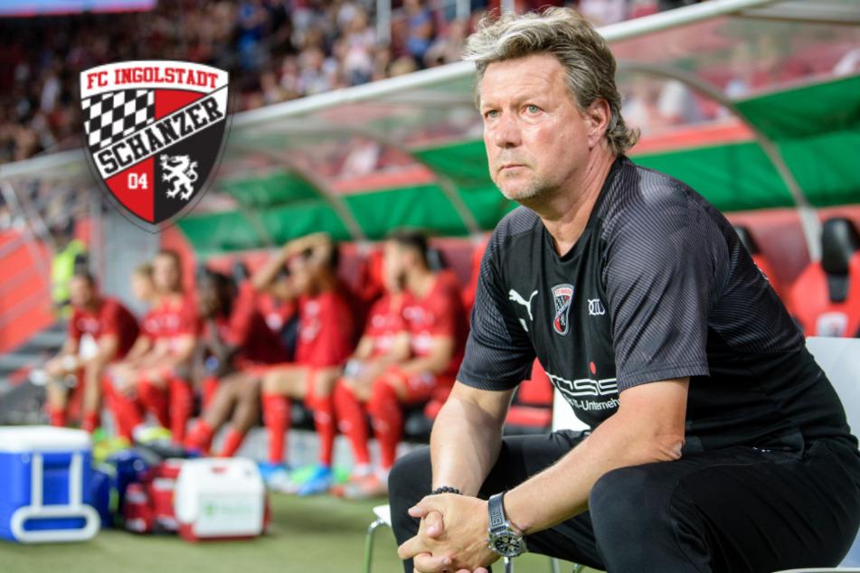 FC Ingolstadt zieht die Reißleine: Trainer Saibene muss gehen