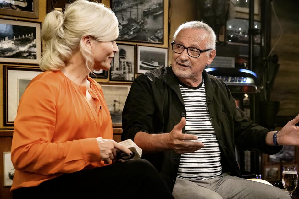 Mit Konstantin Wecker (74) hat Ina Müller (56) einen Gast, der viel erlebt hat, in der Show.