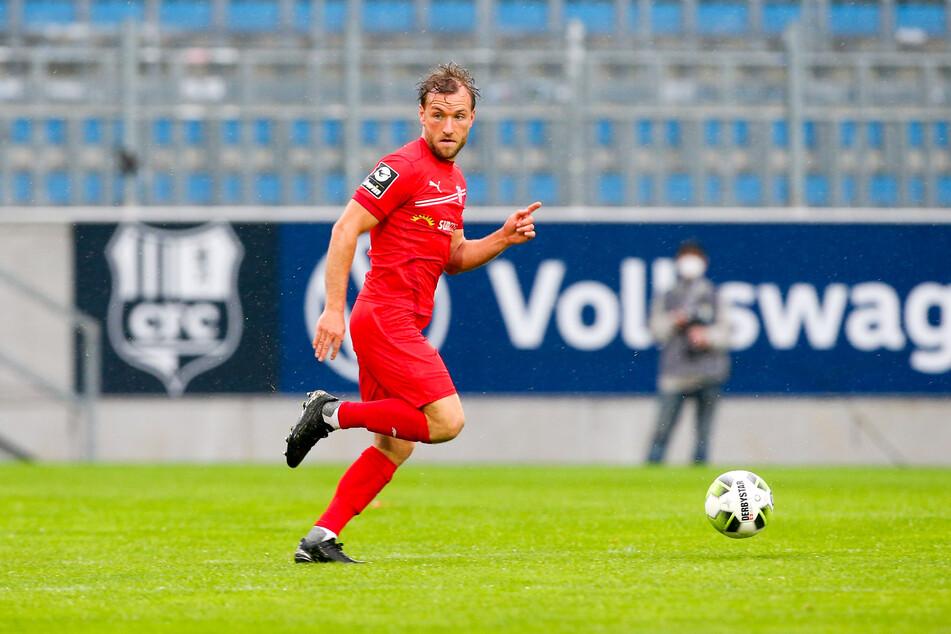 Mike Könnecke (32) ist beim FSV Zwickau in der neuen Saison mehr denn je als Führungsspieler gefragt.