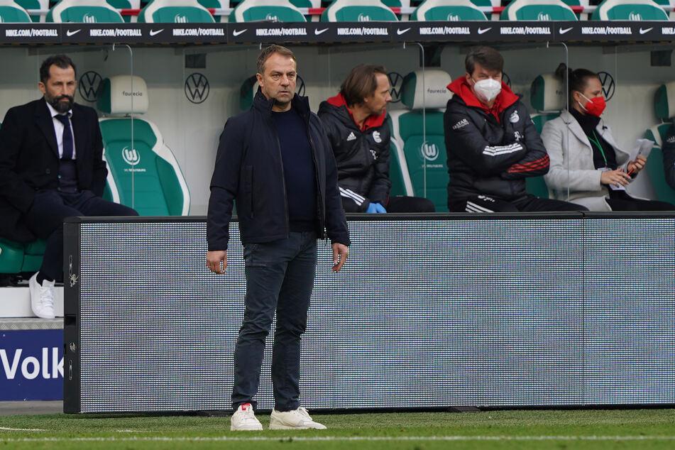 Nach dem 3:2-Sieg beim VfL Wolfsburg machte Hansi Flick (56) seinen Wunsch, den FC Bayern München im Sommer zu verlassen, öffentlich. Wieder entbrannte eine Diskussion um seine Nachfolge.
