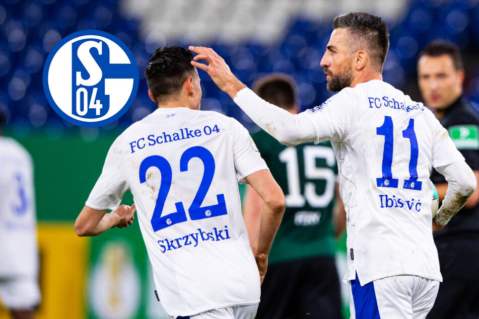 Schalke 04 kann noch gewinnen! Knappen drehen Pokalpartie gegen Schweinfurt