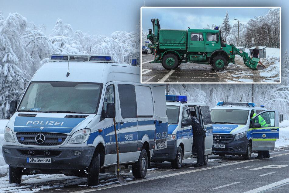 Ab 0 Uhr ist Sachsen abgeschottet! So bereitet die Bundespolizei die Grenzschließungen vor